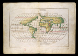 Map of the World f. 4